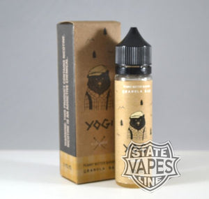 Yogi Peanut Butter Banana Granola Bar 60ml0mgStateline Vapes