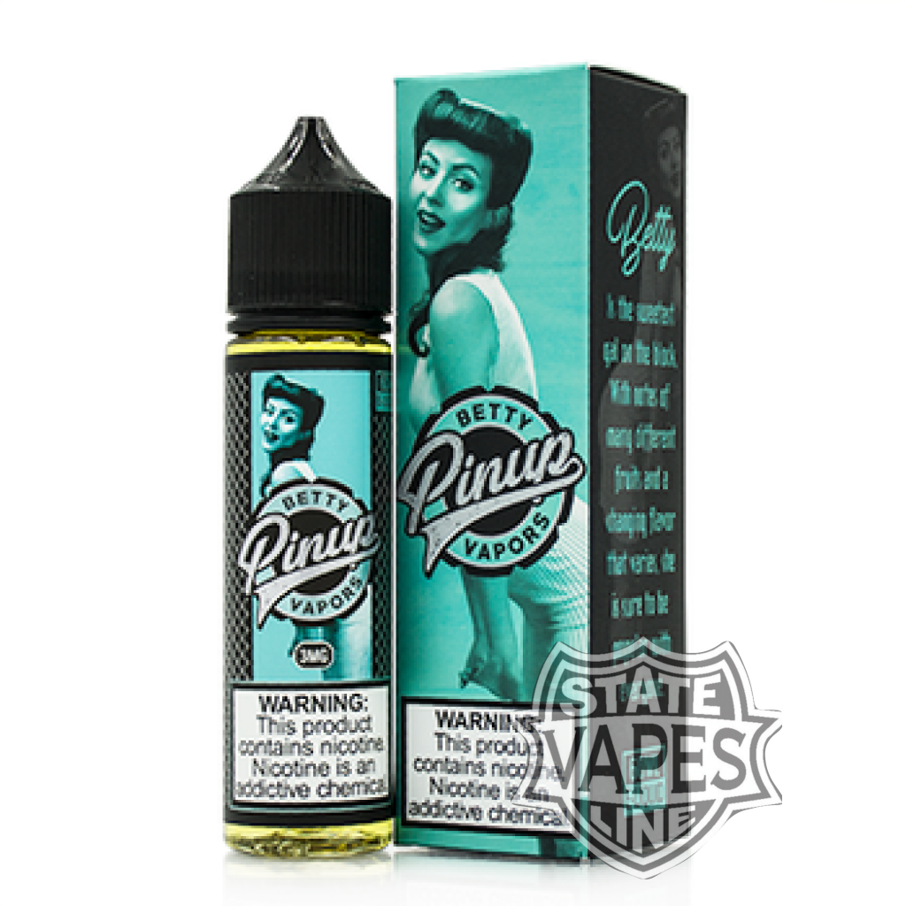 Pinup Vapors Betty Original 60mlStateline Vapes