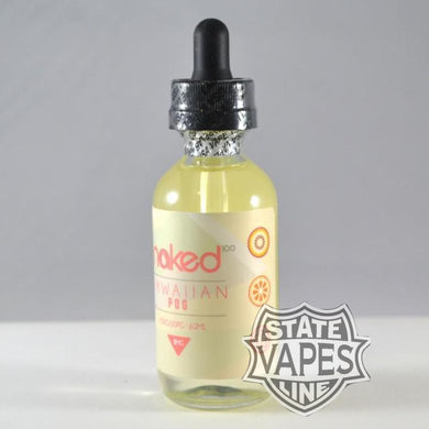 Naked 100 Hawaiian Pog Original 60Ml Eliquid