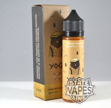 Yogi Peanut Butter Banana Granola Bar 60ml3mgStateline Vapes
