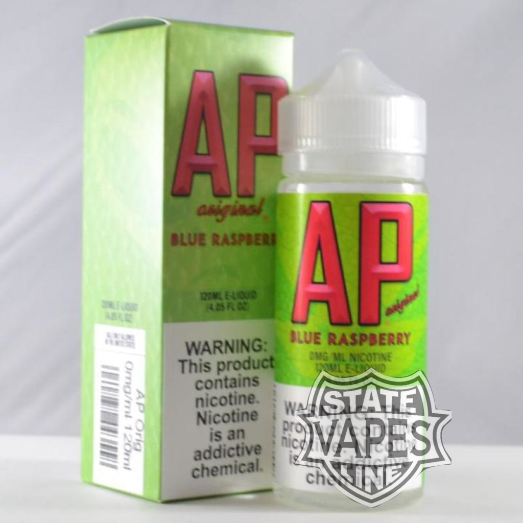 Bomb Sauce AP Original 120ml0mgStateline Vapes