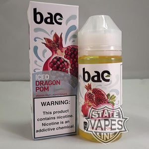 Bae Dragon Pom Iced 100mlStateline Vapes