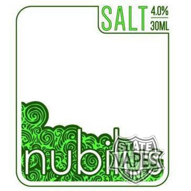 Nubilus Salt Alto Apple 30Ml