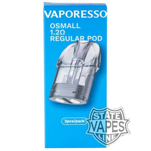 Vaporesso OSMALL Regular 1.2Ω Replacement Pods 2pk
