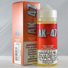 Bomb Sauce Ak-47 120Ml 6Mg Eliquid