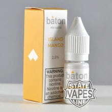 Baton Island Mango Nic Salt 10Ml 25Mg
