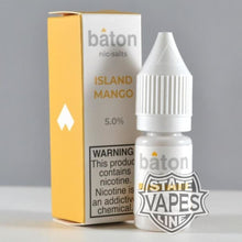 Baton Island Mango Nic Salt 10Ml 50Mg