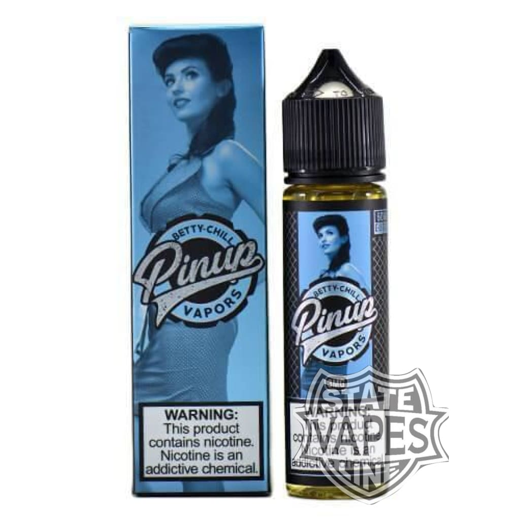 Pinup Vapors Betty Chill 60mlStateline Vapes