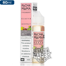 Pachamama Strawberry Guava Jackfruit 60Ml Eliquid