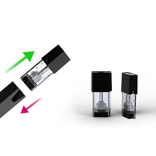SMOK Fit Replacement Pod Cartridge (3pcs/pack)