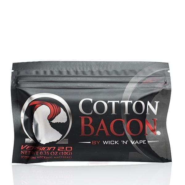Wick N Vape Cotton Bacon V2.0 10/G Pack