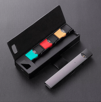JUUL Leather Charging Box 1200 MAH Capacity