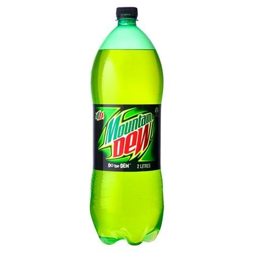 Mountain Dew 0.5 Litre