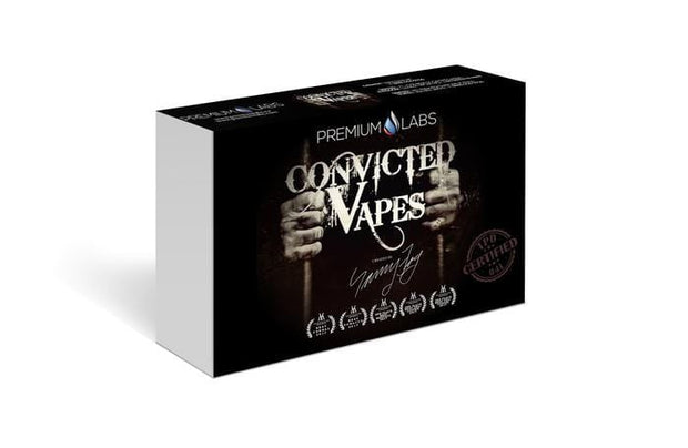Convicted Vapes - Premium Pack