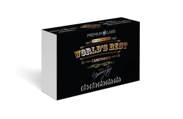 World's Best Custard - Premium Pack