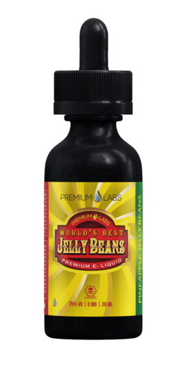 Pineapple Jelly Bean