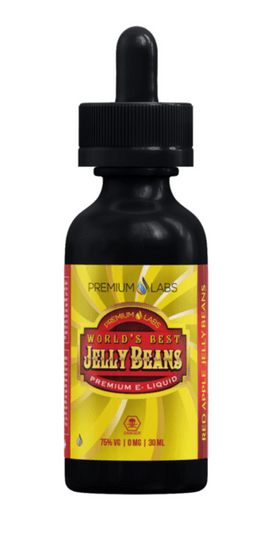 Red Apple Jelly Bean