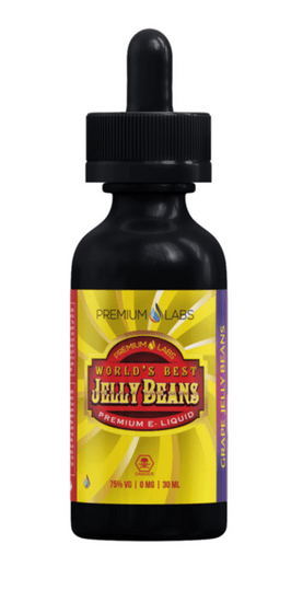 Grape Jelly Bean