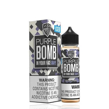 VGOD Iced Purple Bomb Ejuice 60ml