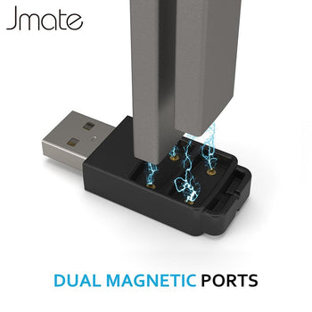 Jmate Juul Magnetic Dual USB Charger