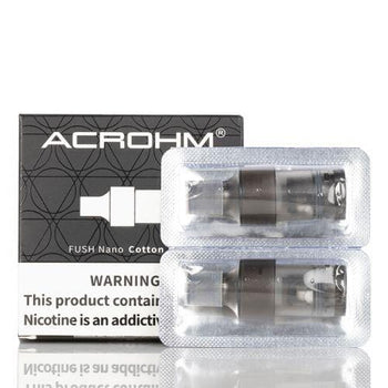 Acrohm Fush Nano Replacement Tank