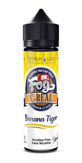 Banana Tiger  (previously Banana With Tiger Flakes)
