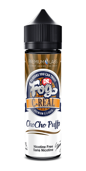CHO-CHO Puffs (previously called Chocolate Puffs)