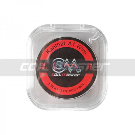 Coil Master Kanthal A1 Wire 24/26/28/30 GA Wire 30ft/roll