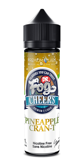 Pineapple CRAN-T   (previously Pineapple Crantini)