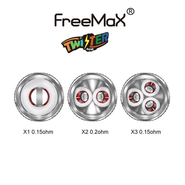 Freemax Twister Replacement Mesh Coil