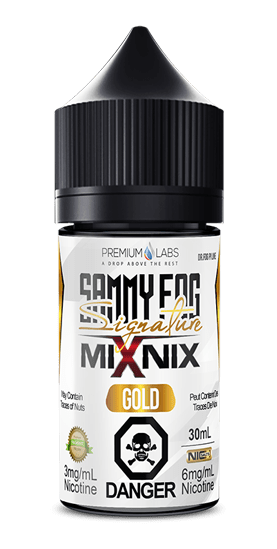 Gold Mix Nix