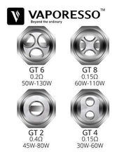 Vaporesso Revenger GT8 Coil for NRG/NRG Mini