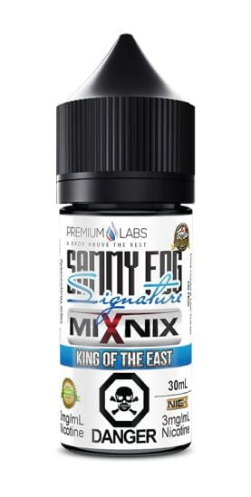 King Of The East Mix Nix