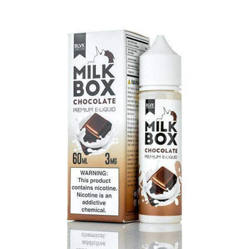 Milk Box Chocolate by BLVK Unicorn Ejuice 60ml