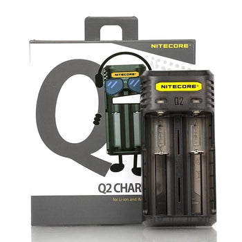 Nitecore Q2 Intelli Charger