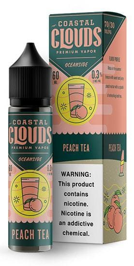 Oceanside Peach Tea