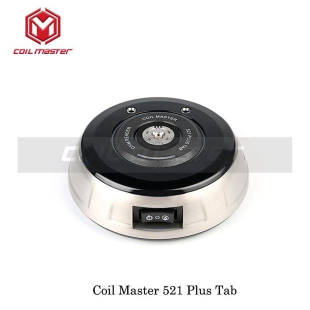 Coil Master 521 Plus Tab for Ohm Meter Coil Rebuilding Coil Burning