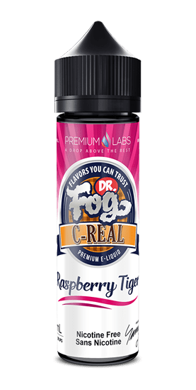 Raspberry Tiger (previously Raspberry With Tiger Flakes)
