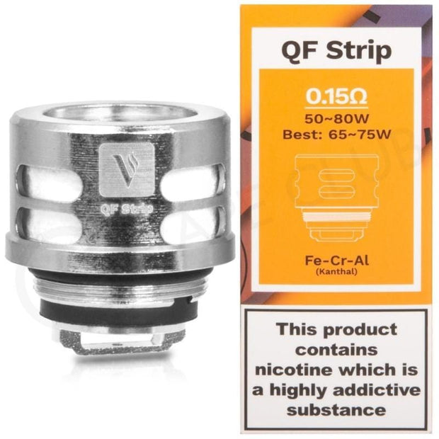 Vaporesso QF Strips Replacement Coils  1Pc