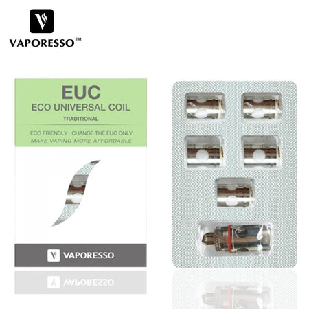 VAPORESSO Traditional EUC Clapton 0.5ohm With sleeve Coil head
