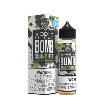 VGOD Iced Apple Bomb Ejuice 60ml