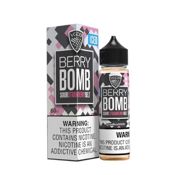 VGOD Iced Berry Bomb Ejuice 60ml