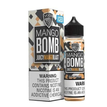 VGOD Iced Mango Bomb Ejuice 60ml