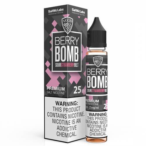 VGOD Berry Bomb Salt Nic 30ml Ejuice