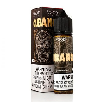 VGOD Cubano Ejuice 60ml