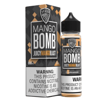 VGOD Mango Bomb Ejuice 60ml