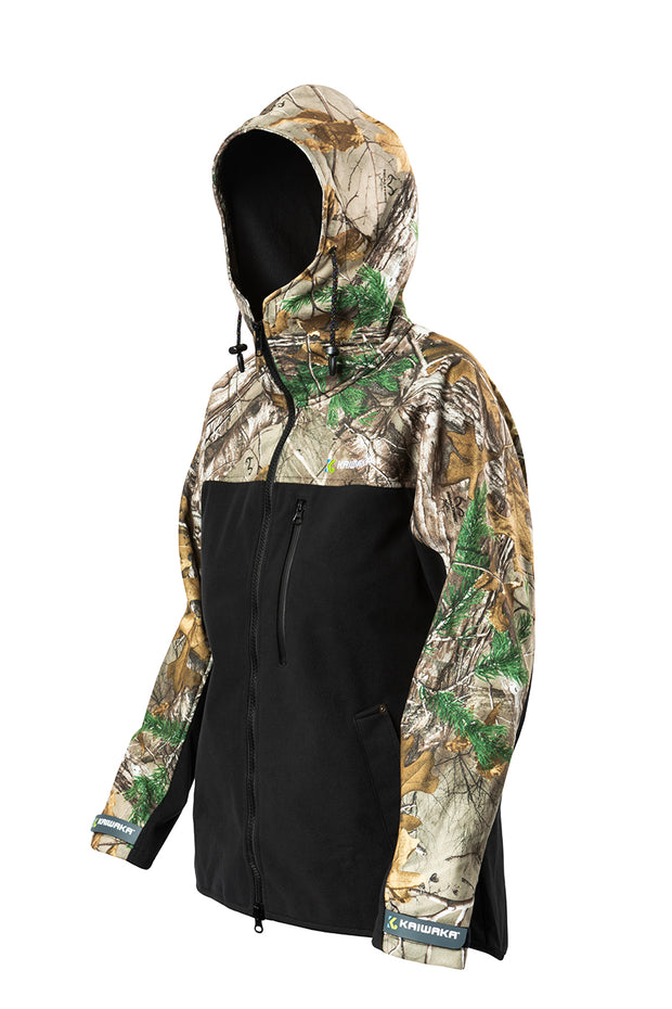 Weathershield Camo Ladies Long Sleeve