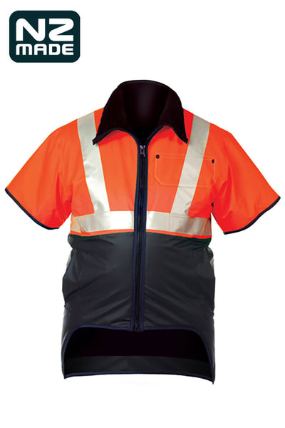 Safety Vest Tufflex Deluxe | Kaiwaka Clothing