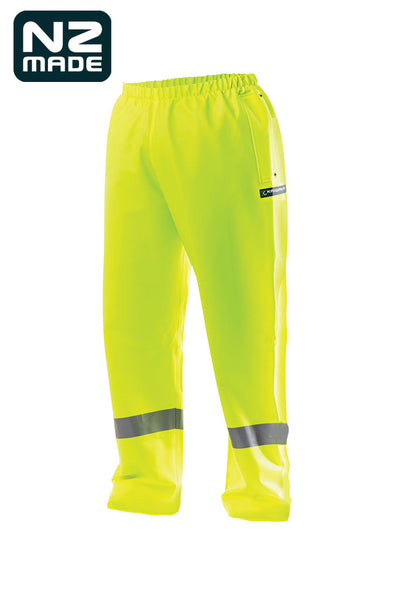 Tufflex High-Viz Overtrousers | Kaiwaka Clothing