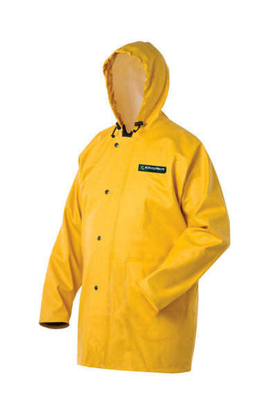Windtec PVC Parka | Kaiwaka Clothing